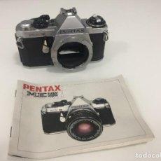 Cámara de fotos: PENTAX ME SUPER - SOLO CUERPO. Lote 206963765