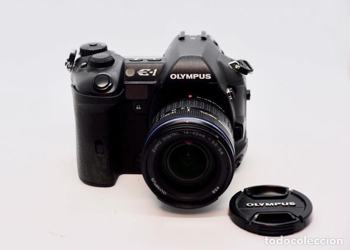 Cámara de fotos: Olympus E1+Olympus 14-42mm - Foto 4 - 206992418
