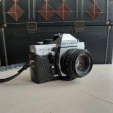 Câmaras de fotos: CAMARA DE FOTOS PRAKTICA MTL 5 B,FUNCIONA. Lote 207072582