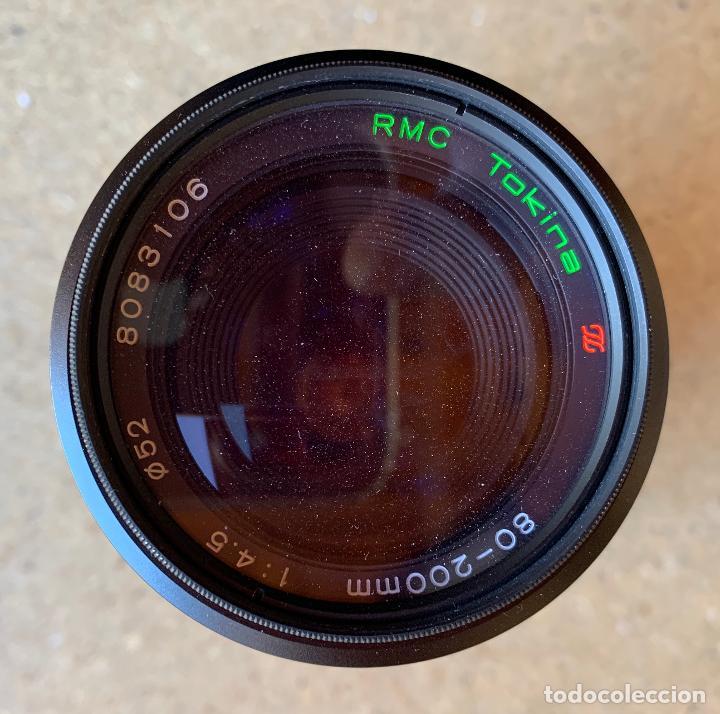 Cámara de fotos: EQUIPO FOTOGRAFICO ANALOGICO , CON MALETIN . MIRAGEFLEX 1000S . HANSA . WOC 330 . TOKINA . FILTROS . - Foto 15 - 207317717
