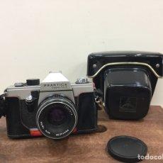 Câmaras de fotos: CAMARA FOTOGRÀFICA - PRAKTICA SÚPER TL2 - CON ESTUCHE. Lote 207691807