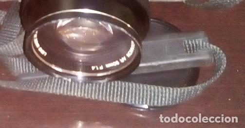 Cámara de fotos: CAMARA Konica Autoreflex TC, + objetivo KONICA HEXANON 1,4 50mm, ORG made in japan, EXC ESTADO - Foto 4 - 172250675