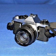 Câmaras de fotos: CAMARA DE FOTOS REFLEX PENTAX ME SUPER. Lote 208664625