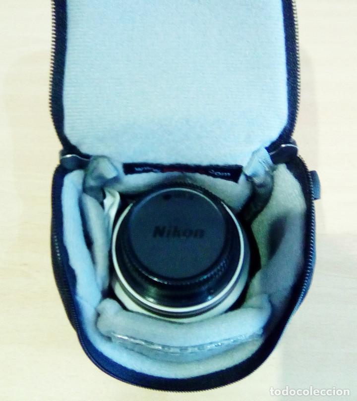 Cámara de fotos: Máquina, Cámara de fotos Nikon y tele objetivo con fundas independientes y maleta del equipo, nuevo - Foto 6 - 209595197