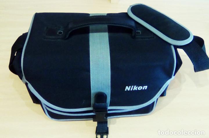 Cámara de fotos: Máquina, Cámara de fotos Nikon y tele objetivo con fundas independientes y maleta del equipo, nuevo - Foto 10 - 209595197