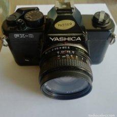 Cámara de fotos: CAMARA YASHICA FX-3. Lote 210376012