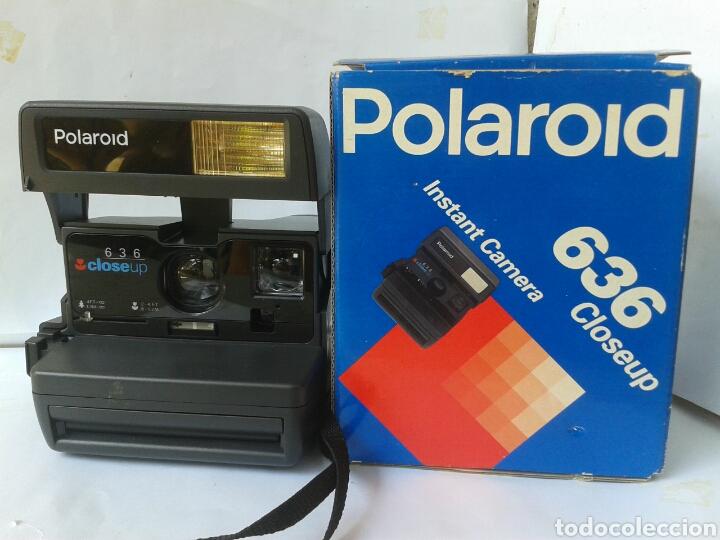 CAMARA - POLAROID - 636 (Cámaras Fotográficas - Réflex (autofoco))