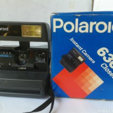 Cámara de fotos: CAMARA - POLAROID - 636. Lote 210637490