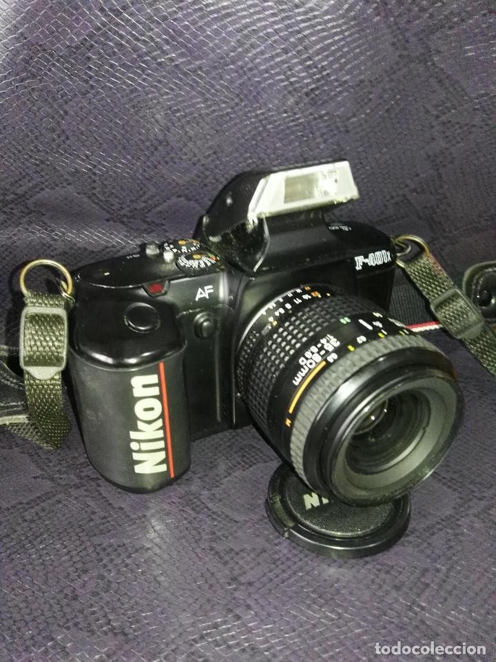 Cámara de fotos: camara Nikon F-401 X con objetivo 35/80 - Foto 5 - 211603844