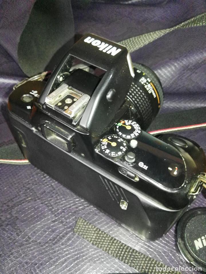 Cámara de fotos: camara Nikon F-401 X con objetivo 35/80 - Foto 6 - 211603844