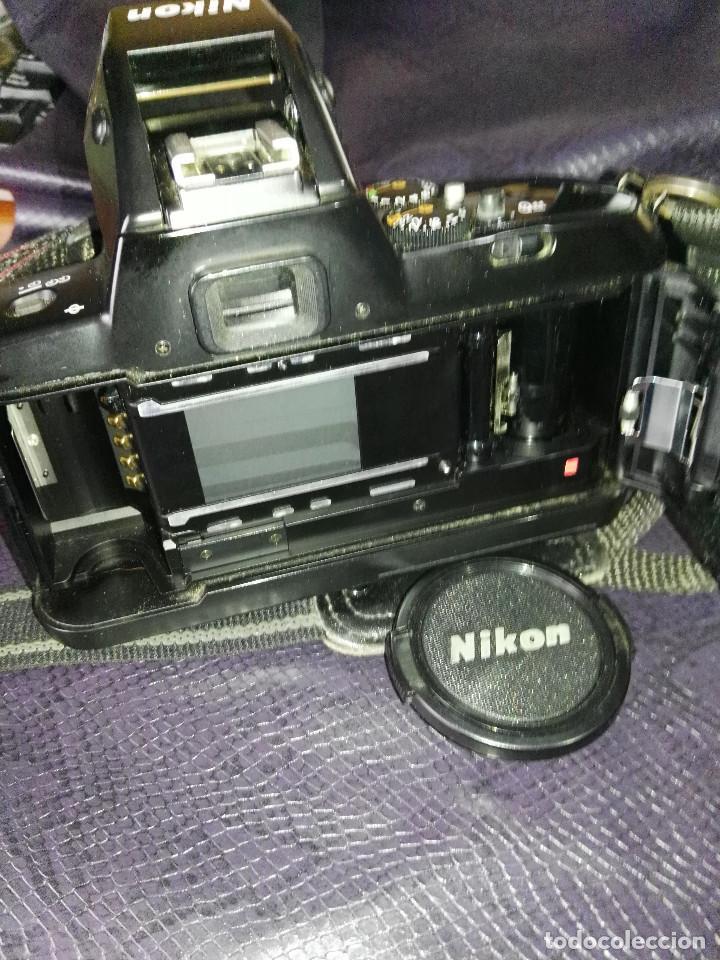 Cámara de fotos: camara Nikon F-401 X con objetivo 35/80 - Foto 9 - 211603844