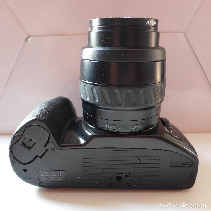 Cámara de fotos: CAMARA DE FOTOS MINOLTA DYNAX 500SI CON OBJETIVO MINOLTA 35-70 MM - Foto 5 - 211671149