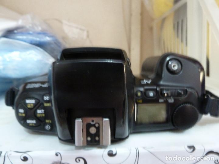 Cámara de fotos: CUERPO DE NIKON F-601 - Foto 3 - 212528752