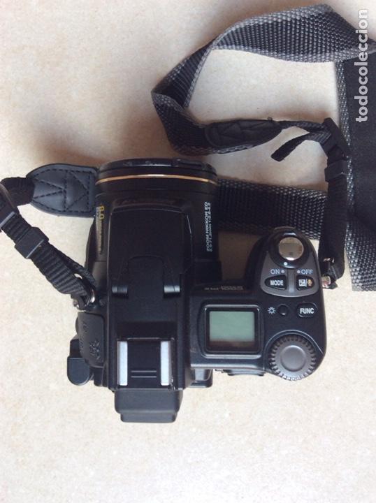 Cámara de fotos: NIKON COOLPIX 8700 8X ZOOM NIKKOR ED 8.9-71.2mm 1:2,8-4,2 8.0 MEGA PIXELS - Foto 2 - 214941056
