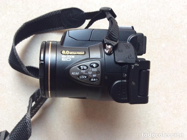 Cámara de fotos: NIKON COOLPIX 8700 8X ZOOM NIKKOR ED 8.9-71.2mm 1:2,8-4,2 8.0 MEGA PIXELS - Foto 3 - 214941056