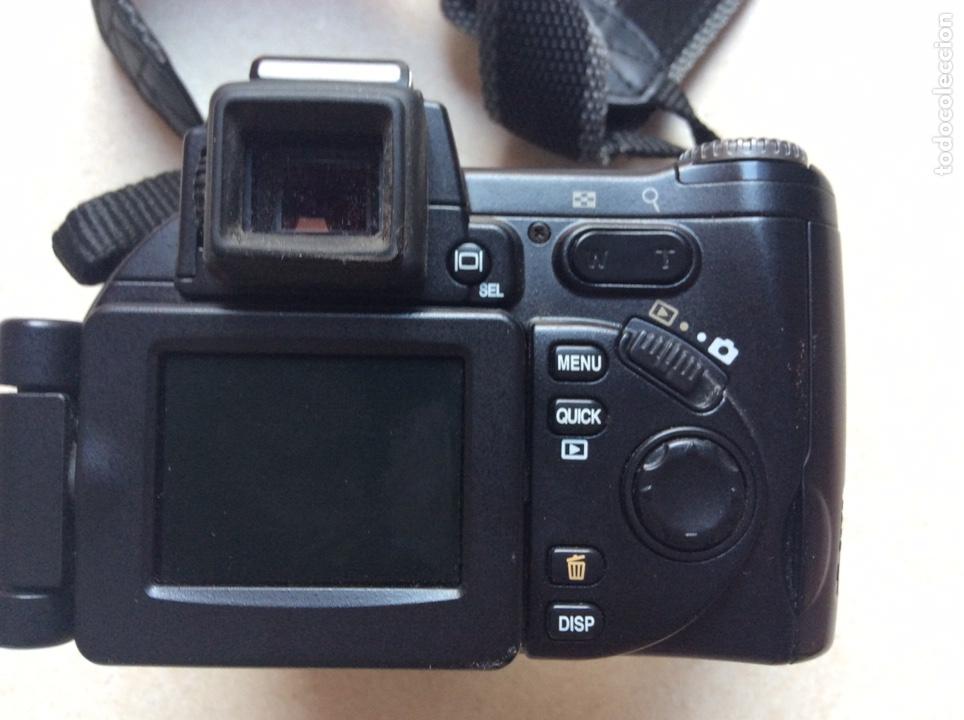 Cámara de fotos: NIKON COOLPIX 8700 8X ZOOM NIKKOR ED 8.9-71.2mm 1:2,8-4,2 8.0 MEGA PIXELS - Foto 4 - 214941056
