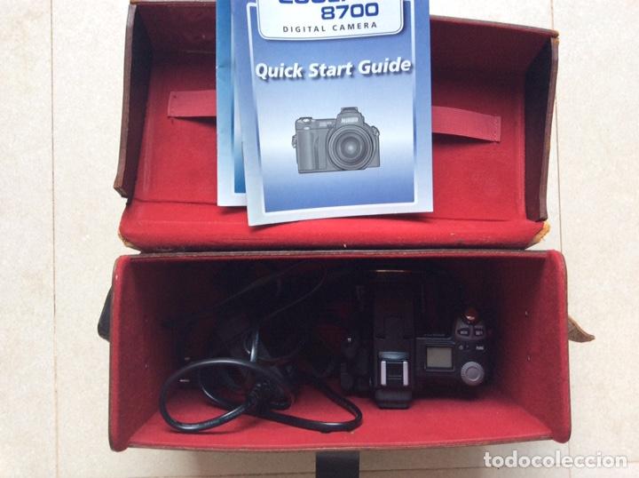 Cámara de fotos: NIKON COOLPIX 8700 8X ZOOM NIKKOR ED 8.9-71.2mm 1:2,8-4,2 8.0 MEGA PIXELS - Foto 6 - 214941056