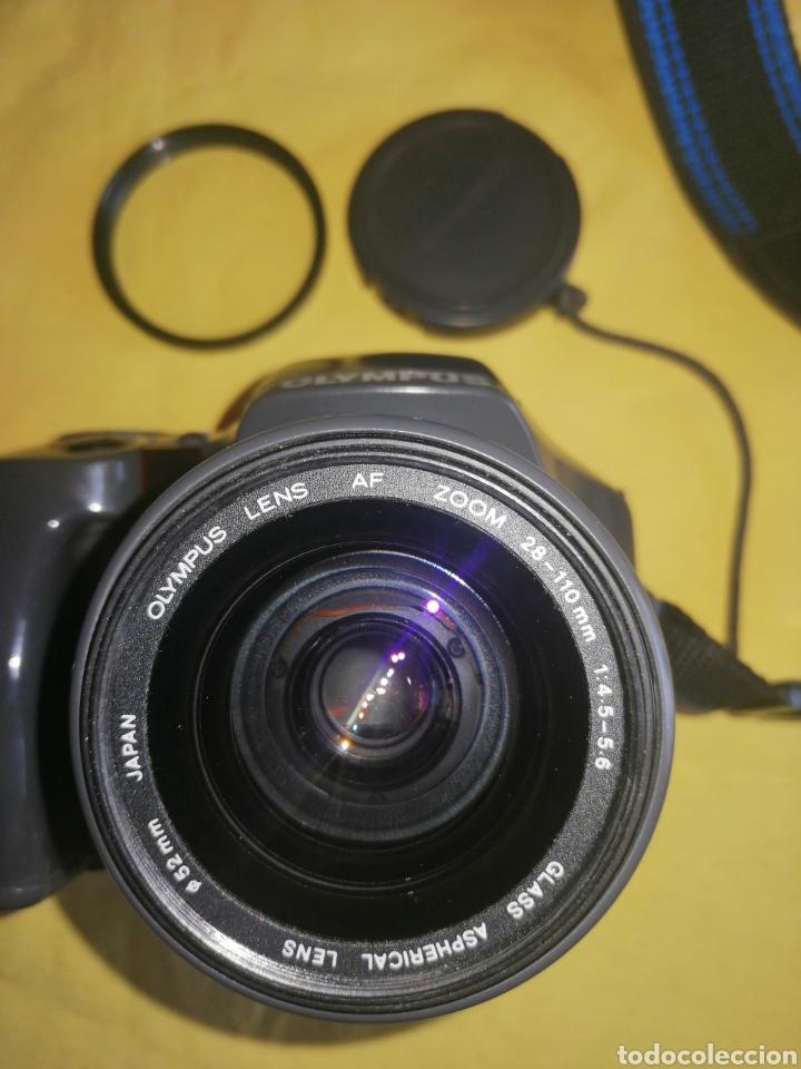 Cámara de fotos: OLYMPUS IS-100. - FUNCIONANDO - ENVIO CERTIFICADO INCLUIDO. - Foto 2 - 215796177