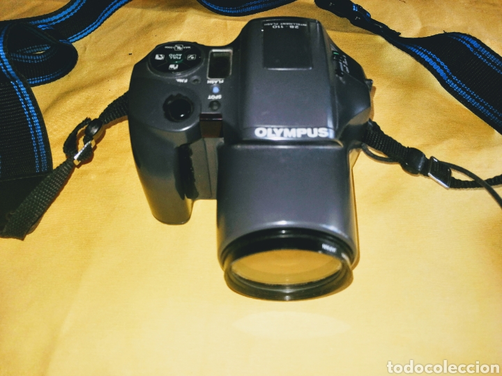 Cámara de fotos: OLYMPUS IS-100. - FUNCIONANDO - ENVIO CERTIFICADO INCLUIDO. - Foto 5 - 215796177