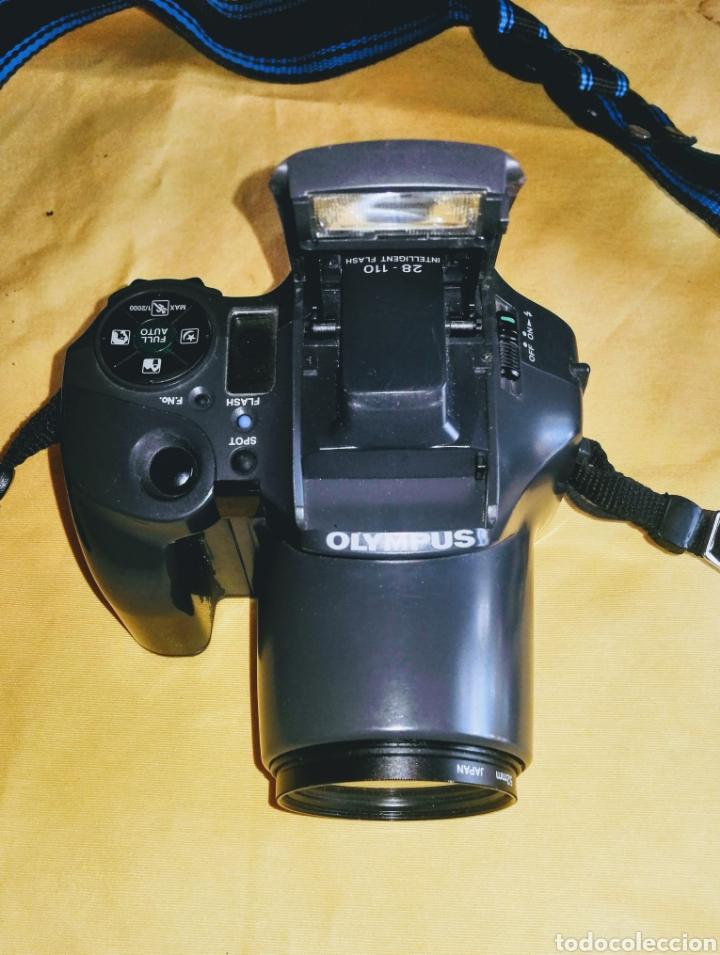 Cámara de fotos: OLYMPUS IS-100. - FUNCIONANDO - ENVIO CERTIFICADO INCLUIDO. - Foto 6 - 215796177