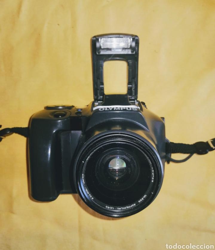 Cámara de fotos: OLYMPUS IS-100. - FUNCIONANDO - ENVIO CERTIFICADO INCLUIDO. - Foto 7 - 215796177