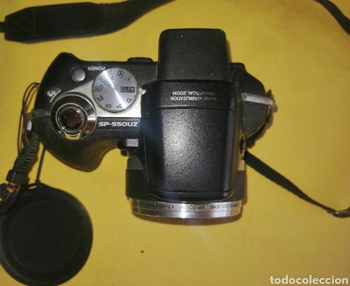 Cámara de fotos: CAMARA DIGITAL OLYMPUS. SP-550UZ. - FUNCIONANDO - ENVIO CERTIFICADO INCLUIDO. - Foto 3 - 215816855