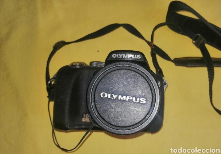 CAMARA DIGITAL OLYMPUS. SP-550UZ. - FUNCIONANDO - ENVIO CERTIFICADO INCLUIDO. (Cámaras Fotográficas - Réflex (autofoco))
