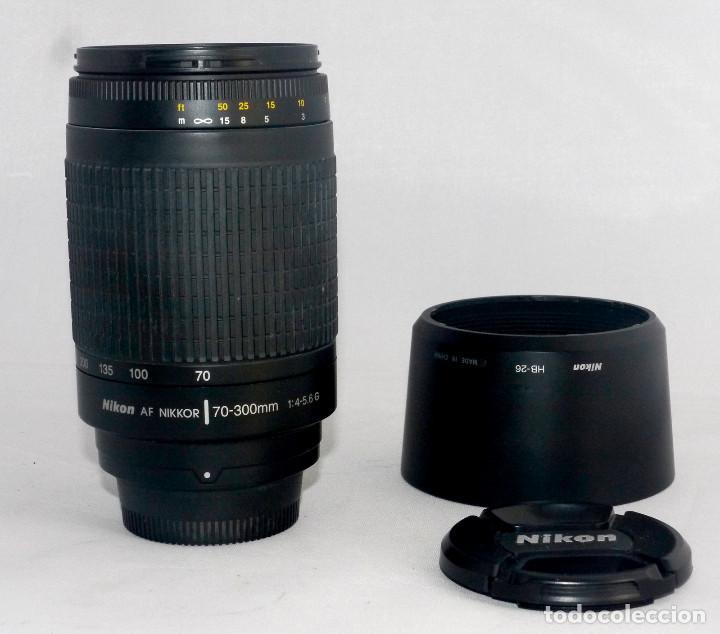 Cámara de fotos: Equipo completo, Nikon digital,D70 - Foto 2 - 216489325