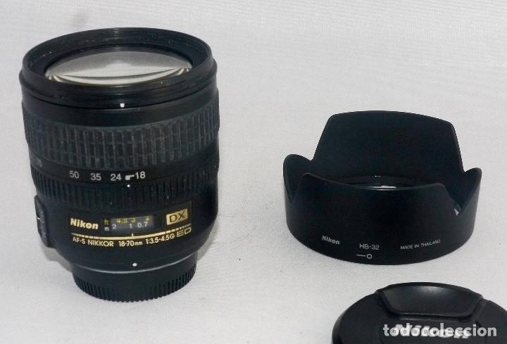 Cámara de fotos: Equipo completo, Nikon digital,D70 - Foto 3 - 216489325