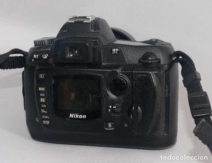 Cámara de fotos: Equipo completo, Nikon digital,D70 - Foto 5 - 216489325