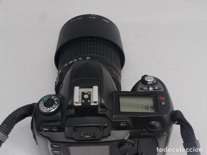 Cámara de fotos: Equipo completo, Nikon digital,D70 - Foto 6 - 216489325