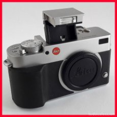 Cámara de fotos: LEICA DIGILUX 3 + OBJETIVO LEICA D 14-50 MM ASPH (F2.8-F3.5) + ACCESORIOS. Lote 191352416
