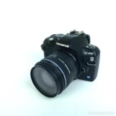 Cámara de fotos: CÁMARA REFLEX OLYMPUS E400 DEL 2006. MUY BUEN ESTADO. Lote 216796451