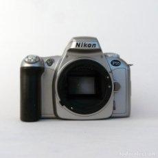 Cámara de fotos: CUERPO CAMARA NIKON F55 REFLEX ANALOGICA. Lote 217715200