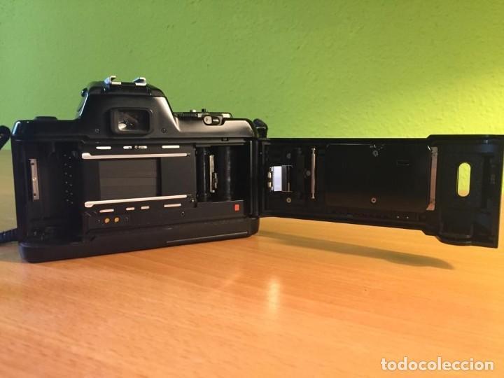 Cámara de fotos: CÁMARA DE FOTOS NIKON F-401S OBJETIVO 35-70MM.RÉFLEX EN PERFECTO ESTADO. - Foto 4 - 220647523