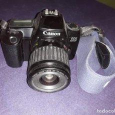 Cámara de fotos: CÁMARA FOTOGRÁFICA CANON EOS 1000F. Lote 220883191