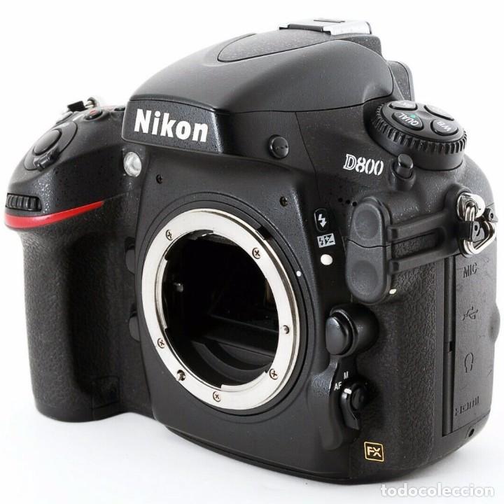 Cámara de fotos: NIKON D800. KIT CON ACCESORIOS - Foto 5 - 221108436