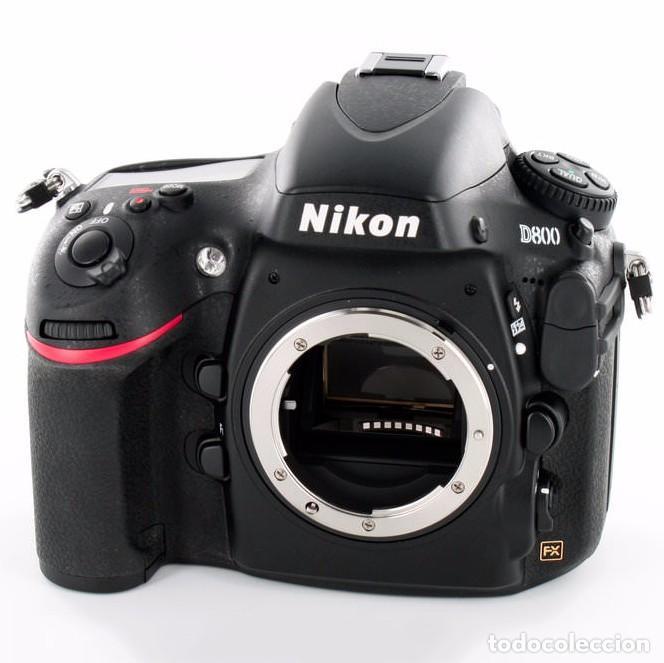 Cámara de fotos: NIKON D800. KIT CON ACCESORIOS - Foto 6 - 221108436