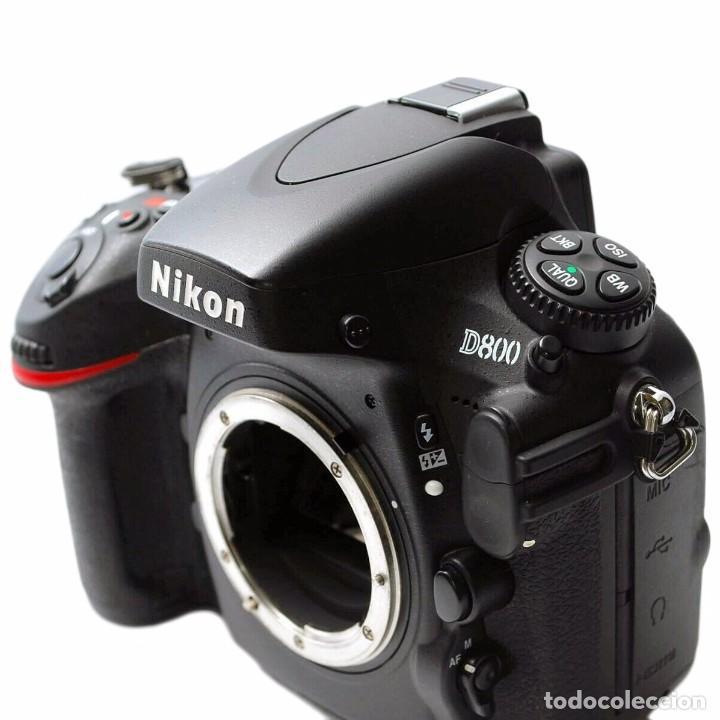 Cámara de fotos: NIKON D800. KIT CON ACCESORIOS - Foto 7 - 221108436