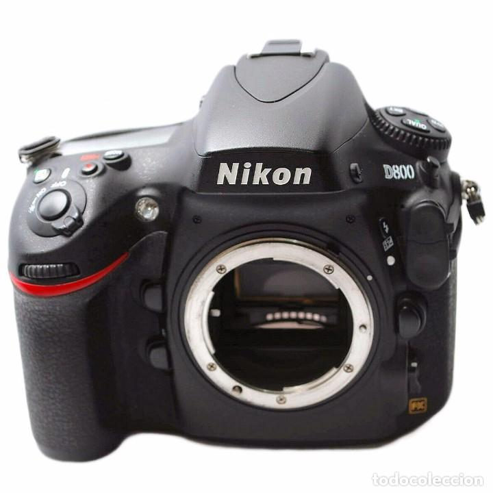Cámara de fotos: NIKON D800. KIT CON ACCESORIOS - Foto 8 - 221108436