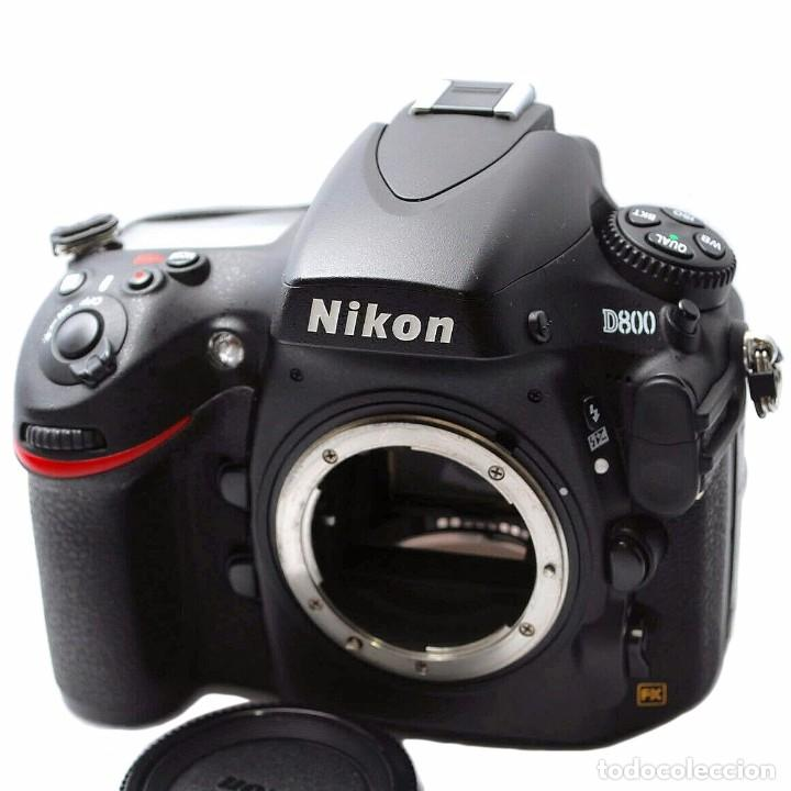 Cámara de fotos: NIKON D800. KIT CON ACCESORIOS - Foto 16 - 221108436