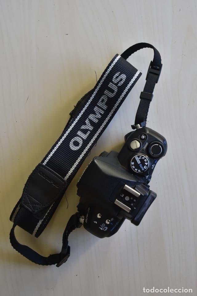 Cámara de fotos: Cámara Digital Olympus E420 + Objetivo Zuico 14-42 mm + accesorios - Foto 3 - 221445177