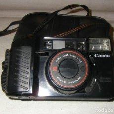 Cámara de fotos: CÁMARA FOTOGRÁFICA CANOM AF35M II, AUTO- FOCUS, FUNCIONANDO.. Lote 221619846