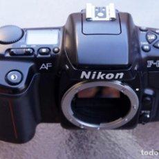 Cámara de fotos: NIKON 601 AF.CLÁSICA.TOTALMENTE NUEVA.. Lote 222354901