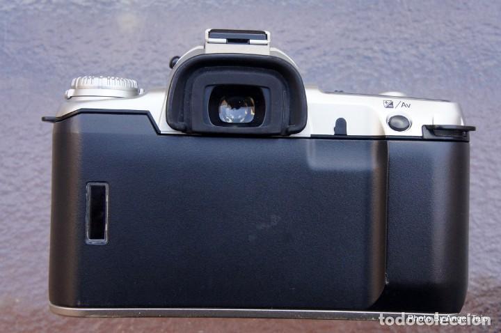Cámara de fotos: Pentax MZ 50 AF. Impecable.sin signos de uso. - Foto 5 - 222361702
