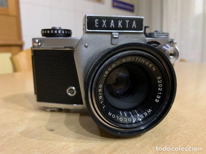 EXAKTA VX 1000 (Cámaras Fotográficas - Réflex (autofoco))