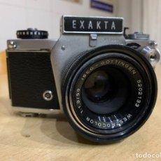Cámara de fotos: EXAKTA VX 1000. Lote 223321417