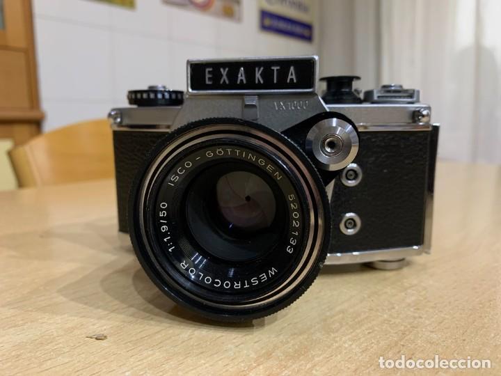 Cámara de fotos: EXAKTA VX 1000 - Foto 2 - 223321417