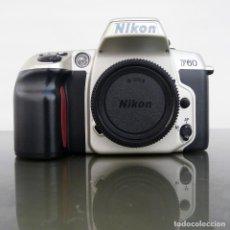 Cámara de fotos: CAMARA REFLEX ANALOGICA NIKON F60 – REF OP 100. Lote 224090537