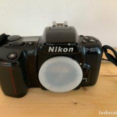 Cámara de fotos: CAMARA NIKON F-601. Lote 224411940
